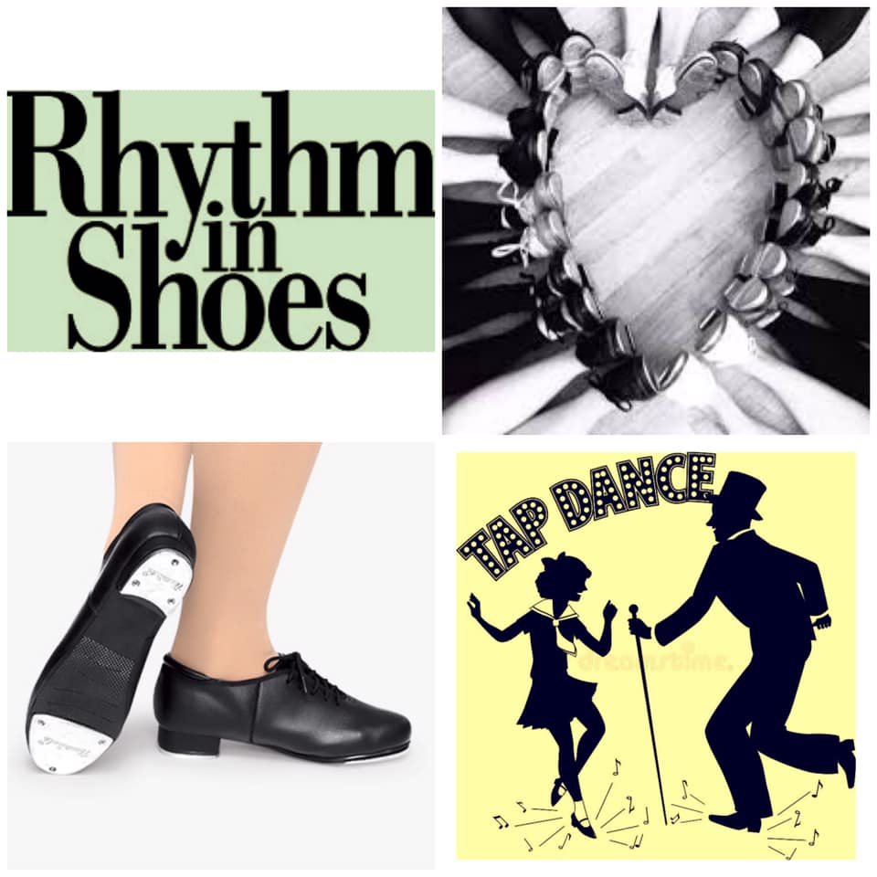 Rhythm in Shoes Pic
